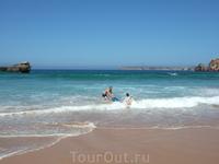 пляж для серфинга - Tonel beach