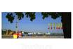 вид на залив со стороны Красной площади