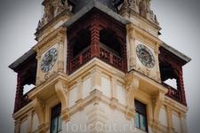 Часы на башне