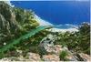 часть 3.КУРТАЛИОТСКОЕ УЩЕЛЬЕ,второй пляж по красоте-   ПРЕВЕЛИ,пляж в бухте  ПЛАКИАС.