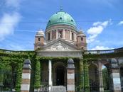 Хорватия, Загреб, кладбище