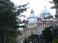 Будапешт замок