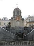 Часовня св. Николая Чудотворца на набережной Ялты