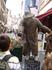 Брюссель.   Памятник   Винсенту  Ван  Гогу на улице города недалеко  от  Гран - Плас.