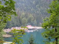 Абхазия, о.Рица
