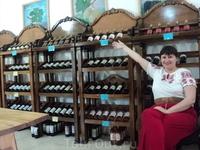 """Выбирай на любой вкус! Винный завод """"Киндзмараули"""". Экскурсовод Юлия"""