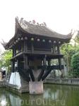 Ханой Эта пагода-символ Ханоя