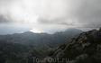В горах Биоково (не далеко от Брелы)