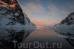 Утро в Антарктиде