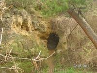 пещеры близ санатория им. Орджоникидзе