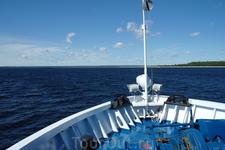 Плывем навстречу ветру и приключениям.