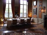 Интерьеры музея Ван Лон. Жили они очень скромно, хотя и были одной из известнейших семей Голландии.