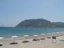 Пляж в Кардамене.