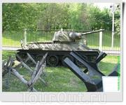 Средний танк Т-34 (СССР).