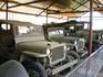 Помимо паровозов за последнее время в музее появилось несколько десятков старых автомобилей и мопедов.