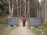 Мемориал жертвам Холокоста в Румбуле