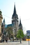 Собор святой Елизаветы (1903-1911 гг.). В настоящее время это действующая греко-католическая церковь