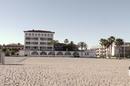 """GRAN HOTEL UEROPE COMARRUGA. Выставочная фотография отеля имеющаяся на всех сайтах. Привожу её здесь лишь потому, что имеется ещё один отель """"Европа"""" ..."""