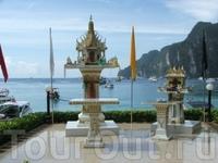 Маленькие Тайские храмы