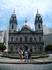 Церковь Ла Канделария (1775, архитектор Ф. Ж. Рошио и др.) – копия собора в Риме, один из самых ярких представителей архитектуры колониального периода ...