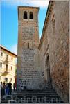 Толедо Этот нетронутый временем средневековый городок отражает историю Испании на протяжении двух тысячелетий. Архитектура города является ярким примером ...