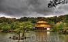 Золотой павильон Кинкакудзи - настоящее сокровище Японии