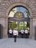 Смена почетного караула у Президентского дворца.