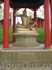 В городе все пропитанно буддизмом.