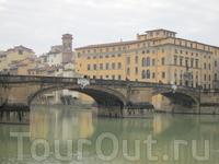 Флоренция,река Арно