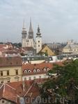Черепичные крыши старого города