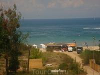 Пляж рядом с Лагуна Бич