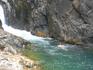 Бассейн водопада