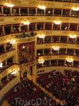 Театр Ла Скала. Сказочный внутри