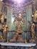 Внешне храм выглядит довольно скромно, зато его внутреннее убранство поражает своим великолепием и изяществом. Так, например, заслуживают внимания роскошно ...