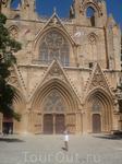 црковь Святого Николая,в 18 веке после захвата турками переделанная в мечеть