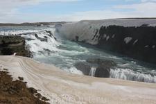 Водопад ГулФосс