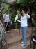 Бланес, Ботанический сад. За отдельную плату вам обеспечат фото с попугаем на плече, хе-хе ))