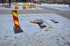 Правила движения, Хельсинки
