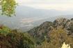 Красивые виды гор Дикти на пути к плоскогорью Лассити