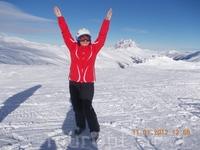 Что ещё надо для счастья? Всё , АБСОЛЮТНО всё  есть в  солнечных , многоснежных  Китцбюэльских Альпах