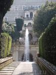 Лестница &quotСкала деи Боллони&quot ведущая к фонтану Драконов