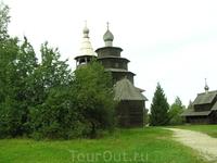 Музей старинных построек
