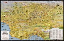 Карта Лос-Анджелеса