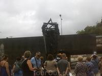 На месте разрушенной синагоги  воздвигнут памятник жертвам  Холокоста