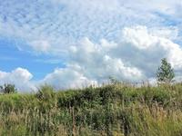 И снова великолепные облака