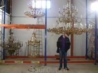 Валенсия.Фабрика светильников Ripperlamp