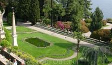 Isola Bella - сад палаццо Борромео.
