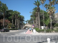 Столица острова-город Кос.
