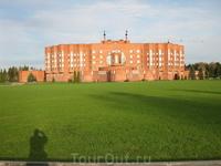 "основное здание санатория ""Решма"""