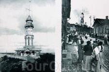В 1895 году на горе Палоторнинвуори была построена пожарная каланча, в 1911 году она сгорела. Новую башню строить не стали. Сейчас на вершине горы находится ...